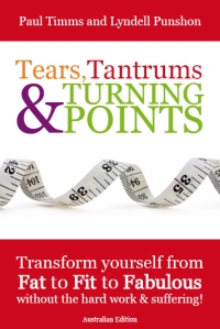 Cover Tears, Tantrums & Turning Points