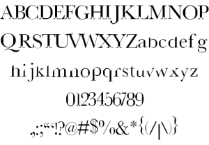 Broken Arm font - Typeotic Design