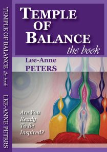 Temple of Balance - Lee Anne Peters