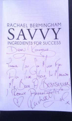 Savvy Rachael Bermingham Typeset by Rochelle Stone Barefoot Basics