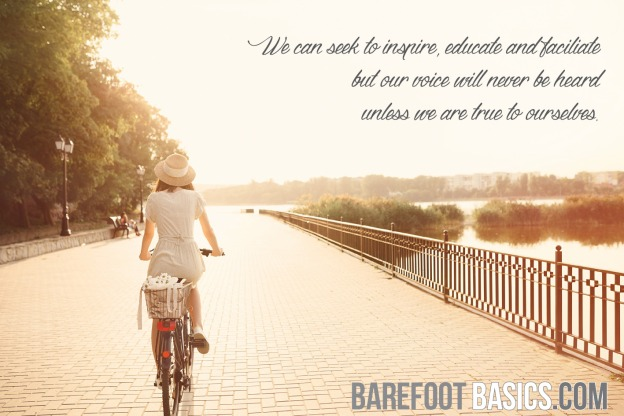 Define Your Own Path 2015 with Barefoot Basics
